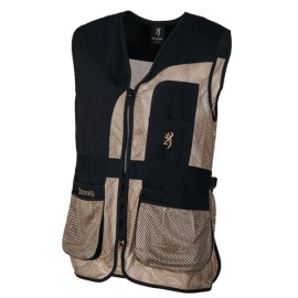 Chaleco Browning Shooting vest phoenix black