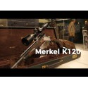 RIFLE MERKEL K 120 ANIVERSARIO