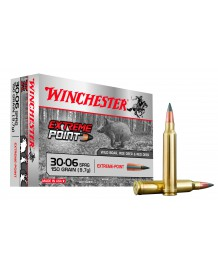 Balas Winchester Extreme Point 30-06 150 gr-