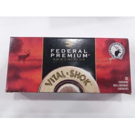 Balas 300 WM Federal Premium Nosler Partition/180Gr