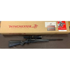 Pack Rifle Winchester xpr & shilva 2.5-10x50