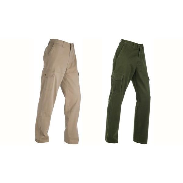 Caza Pantalones de Camuflaje